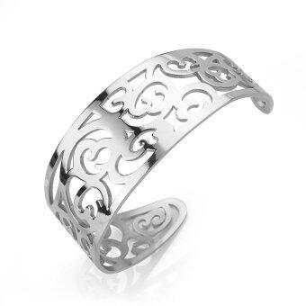 555jewelry กำไล รุ่น FSBG138-A (Steel)