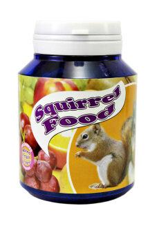 PetHeng Squirrel Food สำหรับชูการ์ไรเดอร์ ตั้งแต่หย่านมถึงโตเต็มวัย 100g.x1 กระปุก