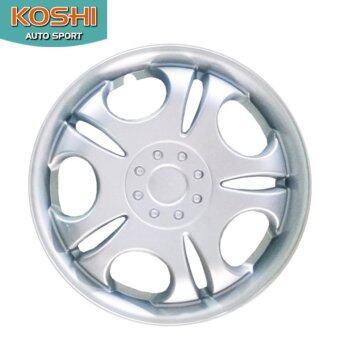 Koshi wheel cover ฝาครอบกระทะล้อ 15 นิ้ว ลาย 5032 (4ฝา/ชุด)