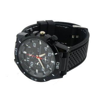 นาฬิกาข้อมือผู้ชาย กีฬา แฟชั่น สแตนเลส นาฬิกาข้อมือ