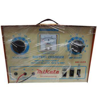Harga BATTERY CHARGER MIKATA 30 AMP