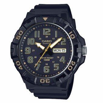 Casio MRW-210H-1A2V นาฬิกาข้อมือสำหรับผู้ชาย สายเรซิ่น