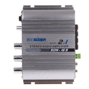 Recent Product of : Suoer 1000W 12V DC to 220V AC Smart Digital Power Inverter with USBPower Port - Red - intl
