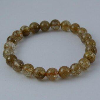 Pearl Jewelry กำไลหินไหมจักรพรรดิ์ A24