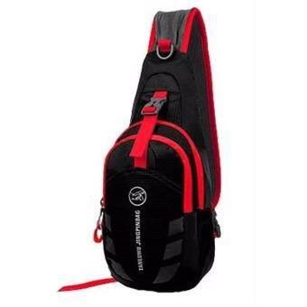Tanluhu กระเป๋าคาดอก กระเป๋าสะพายข้าง Travel Shoulder Bag รุ่น D02N