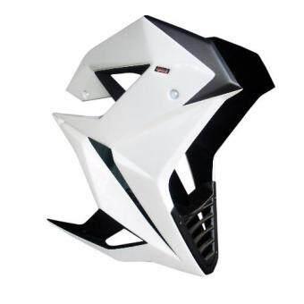 แฟริ่งข้าง-อกไก่ msx-new sf ตรงรุ่น รุ่นใหม่ สีขาว