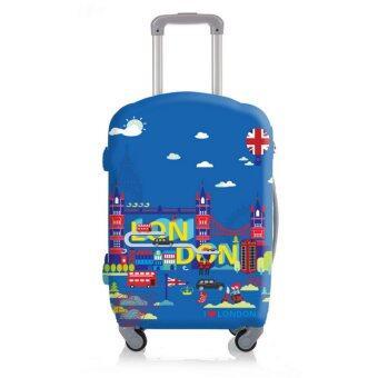 ผ้าคลุมกระเป๋าเดินทางแบบยืด BOTTA-DESIGN S18-21'