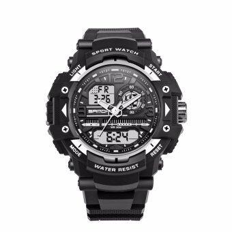 S SPORT นาฬิกาข้อมือ กันน้ำได้ ใส่ได้ทั้งชายและหญิง - GP9216