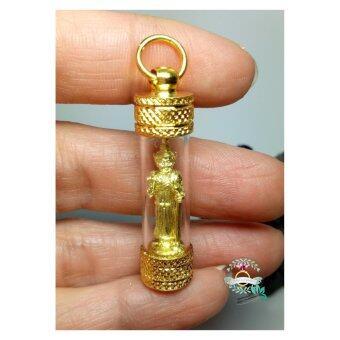 hinddจี้เทพทันใจ..เทพศักดิ์สิทธิ์ขอพรอันใดได้ทันใจ..เนื้อทองเหลือง กรอบใสขอบชุปทองไมครอน