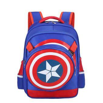 '3D Boy or Girl''s Waterproof School Bag Kids Backpacks(Color:Main Pic) - intl'