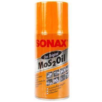 โซแนค โซแนก น้ำยาครอบจักรวาล อเนกประสงค์ SONAX MoS2 Oil No.302 สินค้าคุณภาพจากเยอรมันนี ทำความสะอาดเครื่องยนต์ ล้างสนิม,ทำความสะอาดโซ่จักรยาน หลื่อลื่นโซ่จักรยาน ช่วยละลายยางมะตอยที่ติดตามรถ ใช้สำหรับงานหล่อลื่นภายนอกได้ทุกประเภท เช่น ชิ้นส่วนเครื่องจักร