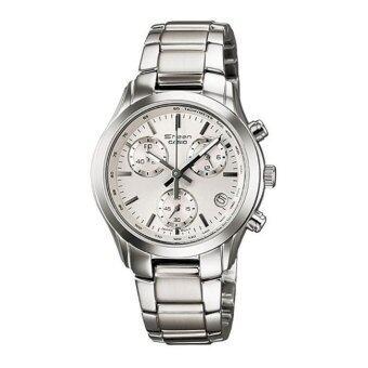 Casio Sheen นาฬิกาข้อมือสตรี SHN5000BP-7A - Silver