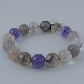 Pearl Jewelry กำไลหิน Super7 AB2