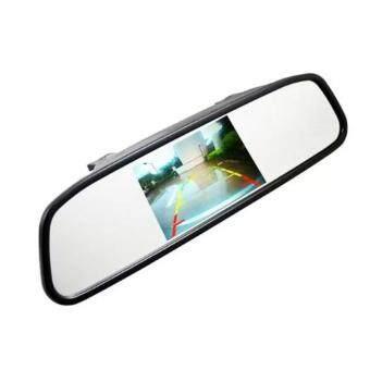 กระจกมองหลังมีจอLCDในตัว สำหรับติดกล้องหลัง