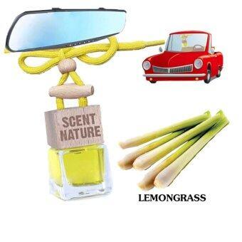 Thai scent Nature Car Air Fresheners น้ำหอมปรับอากาศในรถ กลิ่น ตะไคร้
