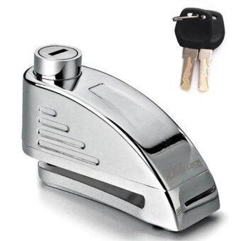 Kinbar กุญแจมีเสียง Alarm กุญแจไซเรน ล็อคดิสเบรค มอเตอร์ไซค์