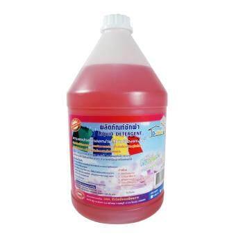 DShow น้ำยาซักผ้า กลิ่นพิงเค์เซนต์ ดีโชว์ ขนาด 4 ลิตร