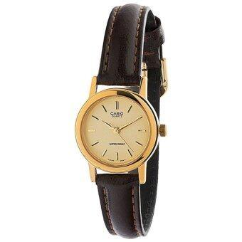 Casio นาฬิกาข้อมือ รุ่น LTP-1095Q-9A - Gold