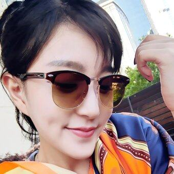 KPshop แว่นกันแดดผู้หญิง แว่นตาแฟชั่น แว่นตาเกาหลี รุ่น LG-044