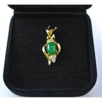 Pearl Jewelry จี้หยก สวยเทพ JD15