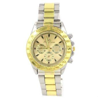 Sevenlight นาฬิกาข้อมือผู้ชาย รุ่น GP9169 (Gold)