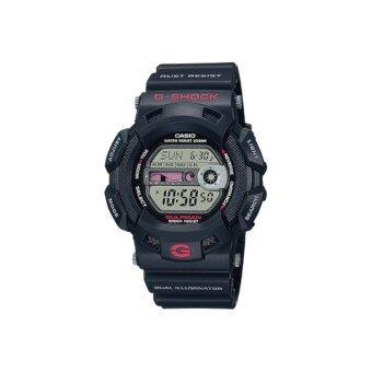 Casio G-Shock นาฬิกาข้อมือรุ่น Gulfman G-9100-1DR - ประกัน CMG 1 ปี