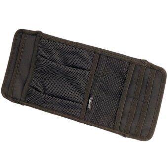Seiwa กระเป๋าติดม่านบังแดด รุ่น W454 - Black