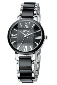 Kimio นาฬิกาข้อมือผู้หญิง รุ่น K470 - Black