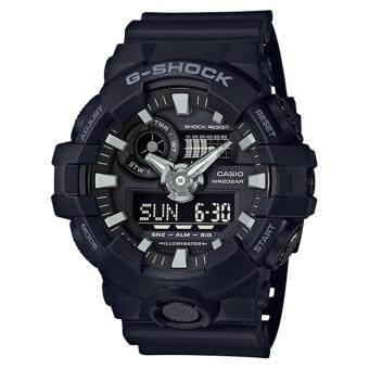 Casio G-Shock นาฬิกาข้อมือรุ่น GA-700-1BDR - ประกัน CMG 1 ปี