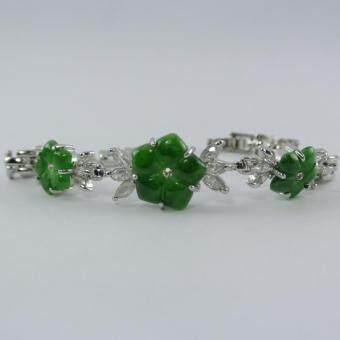 Pearl Jewelry สร้อยข้อมือหินหยก5