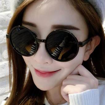 KPshop แว่นกันแดดผู้หญิง แว่นตาแฟชั่น แว่นตาเกาหลี รุ่น LG-039