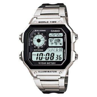 Casio Standard นาฬิกาข้อมือ รุ่น AE-1200WHD-1A
