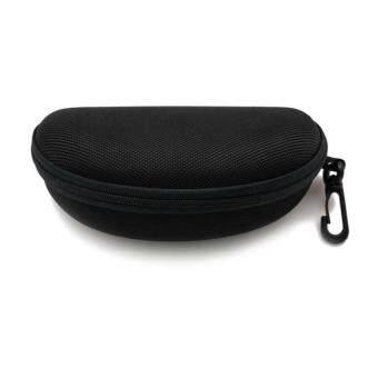 Hayashi Glasses Box กล่องใส่แว่นโครงแข็ง (Black)