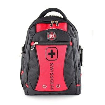 Harga Swiss Gear Backpack KW129/18 /RE Big Size (Red)
