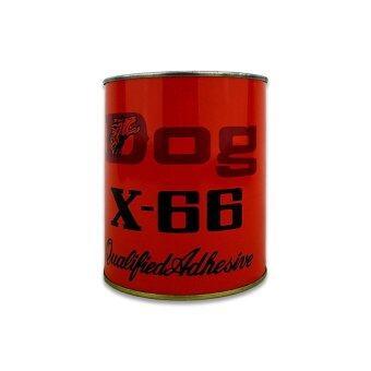 DOGกาวยางสารพัดประโยชน์X-66 500กรัม