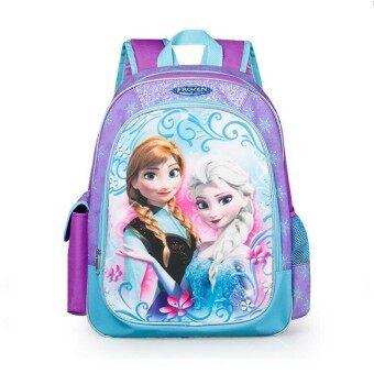 Hely TOP Kids Girls Backpack High-capacity Cartoon Schoolbag Casual Outdoor Bag - intl
