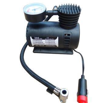 ปั๊มเติมลมยาง ปั๊มลมไฟฟ้า ปั๊มลมรถยนต์ เครื่องสูบลม เครื่องเติมลม 300PSI 12V เติมลมยาง เติมลมรถ