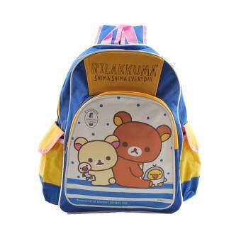 Rilakkuma กระเป๋าเป้ สะพายหลัง กระเป๋านักเรียน