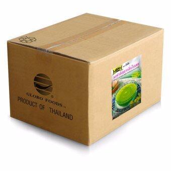 ขายยกกล่อง! LOBO โลโบ ผงทำสังขยากลิ่นใบเตย ขนาด 120 กรัม (กล่อง 120 ซอง)