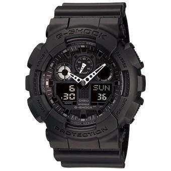 Casio G-Shock นาฬิกาข้อมือรุ่น GA-100-1A1DR - ประกัน CMG 1 ปี