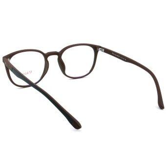 Fashion M Korea แว่นสายตา รุ่น 8550 สีดำตัดน้ำตาล แว่นตากรองแสงสีฟ้า ถนอมสายตา (กรองแสงคอม กรองแสงมือถือ) (image 3)