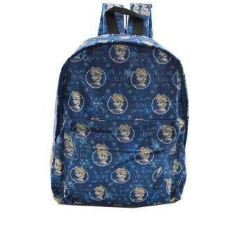 Disney Frozen กระเป๋าเป้ กระเป๋านักเรียน กระเป๋าสะพายหลัง