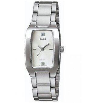Casio นาฬิกาข้อมือ รุ่น LTP-1165A-7C2 - สีเงิน