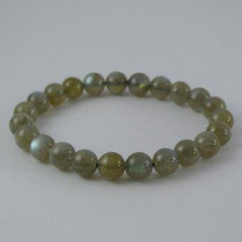 Pearl Jewelry กำไลหินลาปราโดไรท์ A30
