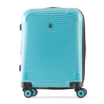 IT Luggage กระเป๋าเดินทาง รุ่นฮอริซัน 1500 ขนาด 18.5 นิ้ว - สีฟ้า