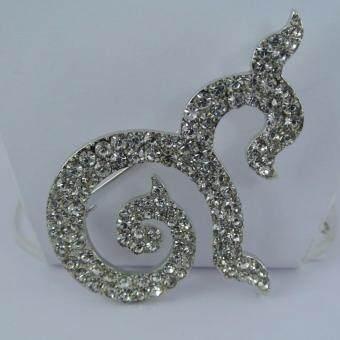 Pearl Jewelry เข็มกลัดไว้อาลัย 9 Century