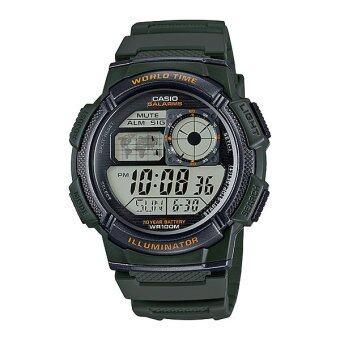 Casio Standard นาฬิกาข้อมือ รุ่น AE-1000W-3A