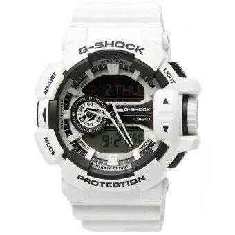 Casio G-Shock รุ่น GA-400-7ADR - สีขาว