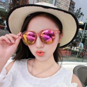 KPshop แว่นกันแดดแฟชั่น แว่นตาผู้หญิง แว่นกันแดดผู้หญิง รุ่น LG-010