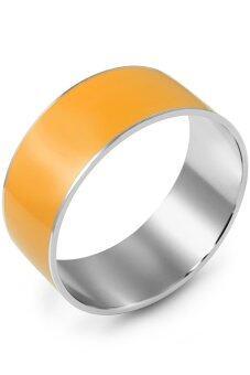 555jewelry กำไลสำหรับสุภาพบุรุษและสุภาพสตรี รุ่น FSBG62 (สี Steel)